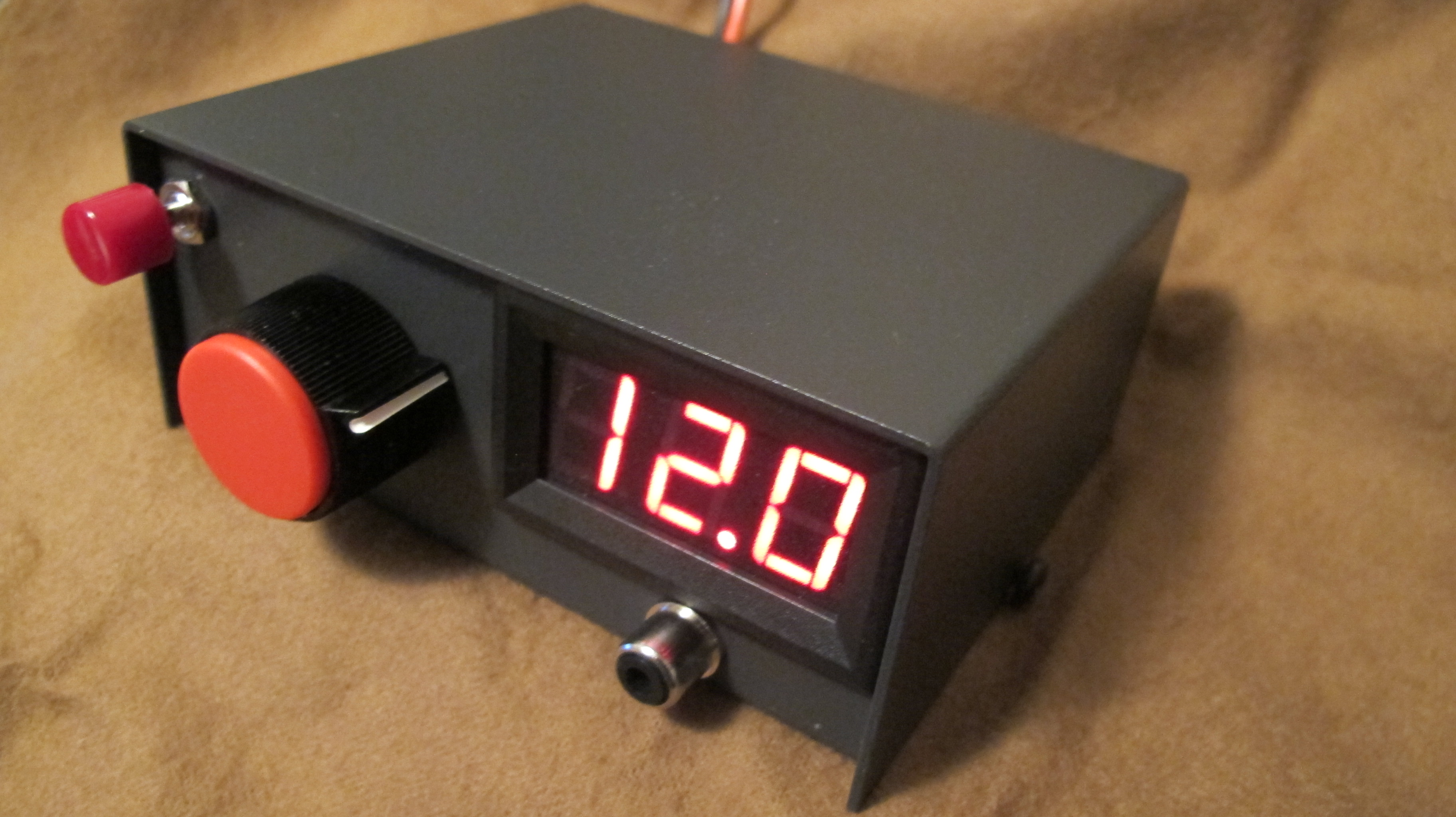 Lm338 Power Supply